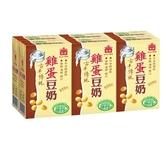 義美雞蛋豆奶250ml*6入【愛買】