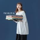短袖T恤 短袖2021年新款女韓版寬鬆t恤夏季時尚潮流百搭打底衫半袖ins潮牌 寶貝寶貝計畫 上新