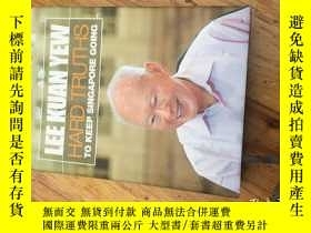 二手書博民逛書店LEE罕見KUAN YEW HARD TRUTHS TO KEEP SINGAPORE GOING【有光盤】Y