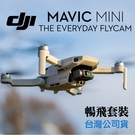 【Mavic MINI 暢飛套裝】空拍機 DJI 大疆 御 迷你 輕型 無人機 249g 台灣公司貨 一年保固 屮S6