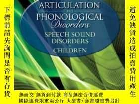 二手書博民逛書店Articulation罕見And Phonological D