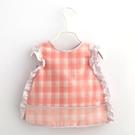 飯兜 夏季寶寶吃飯罩衣兒童防臟反穿衣嬰兒韓版防水護衣小孩畫畫圍兜寶貝計畫 上新