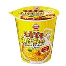 韓國不倒翁起司風味湯杯麵 62g【愛買】...