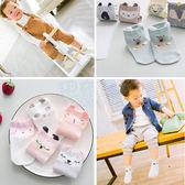活潑立體動物小表情 兒童舒適童襪(款式隨機)【巴布百貨】