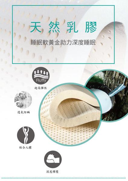 【森可家居】銀奈米乳膠涼感環保獨立筒床墊 雙人5尺