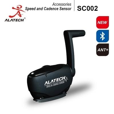【線上體育】ALATECH SC002藍牙/ANT+雙頻速度踏頻器