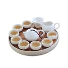 茶具套餐 白瓷功夫茶具套裝單人家用一壺一杯一人1簡易羊脂玉簡約4套餐