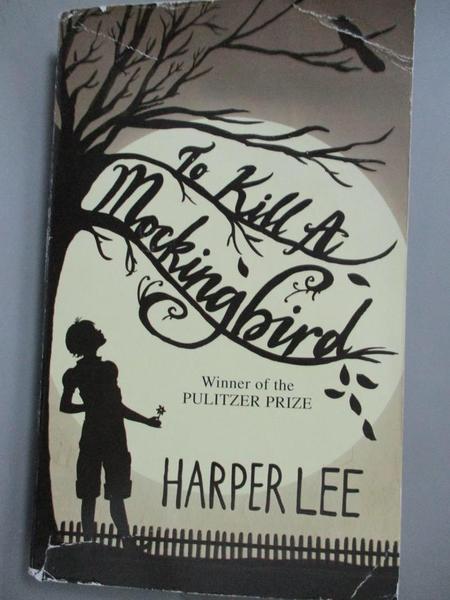 【書寶二手書T1/原文小說_MHA】To Kill a Mockingbird_Harper Lee