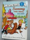 【書寶二手書T6/原文小說_HGU】Sammy the Seal_Hoff, Syd