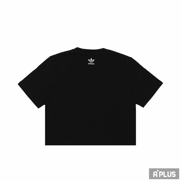ADIDAS 女 圓領T(短) CROPPED TEE-GN3116