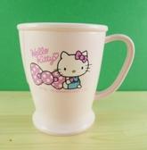 【震撼  】Hello Kitty 凱蒂貓杯子蝴蝶結