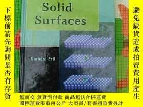 二手書博民逛書店Reactions罕見at Solid Surfaces (Ba
