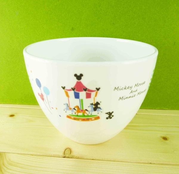 【震撼精品百貨】Micky Mouse_米奇/米妮 ~碗-白樂園