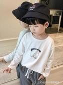 長袖上衣 男童打底衫新款韓版男寶兒童長袖T恤上衣345歲寶寶T恤 童趣潮品