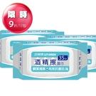 【立得清】酒精擦濕紙巾 清潔抗菌(35抽...