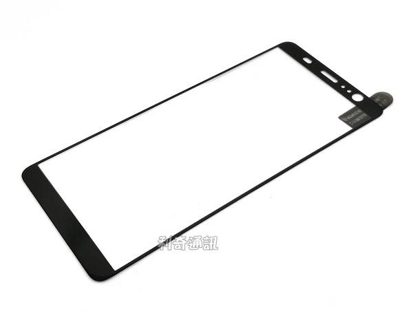 【內縮】滿版鋼化玻璃保護貼 HTC U11+ / U11 Plus (6吋) 黑