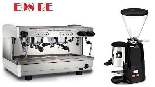 FAEMA E98 RE A/2 雙口半自動咖啡機