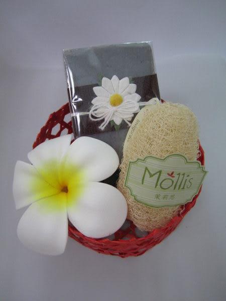 夏日特價回饋 [Mollis] 茉莉思 紅茉莉香米手工皂 RED RICE SOAP