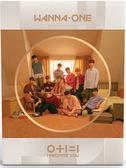 Wanna One 迷你二輯 台灣獨占贈品盤 Day版 CD 0+1=1 (I PROMISE YOU) (音樂影片購)
