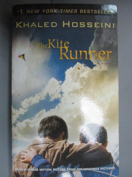 【書寶二手書T1/原文小說_HBV】The Kite Runner_Khaled Hosseini