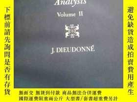 二手書博民逛書店Treatise罕見on Analysis Volume數學分析