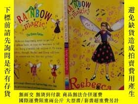 二手書博民逛書店Rebecca罕見the Rock n Roll Fairy:搖滾仙女麗貝卡Y200392