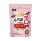 韓國 智慧媽媽 BEBECOOK 益生菌泡芙-草莓(12個月以上)