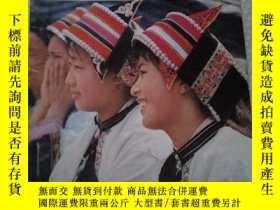 二手書博民逛書店罕見民族畫報1984年第1期Y223154