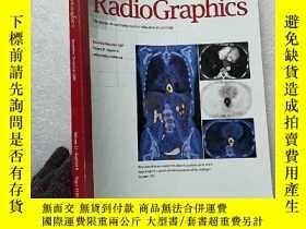 二手書博民逛書店RadioGraphics罕見September-October