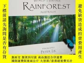 二手書博民逛書店World罕見Heritage Rainforest Austr