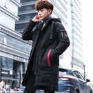 經典潮流韓式街頭設計風格百搭保暖大衣外套
