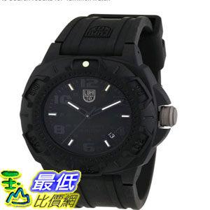 [103美國直購] 男士手錶 Luminox Mens A.0201.BO Black Carbon-Reinforced Watch