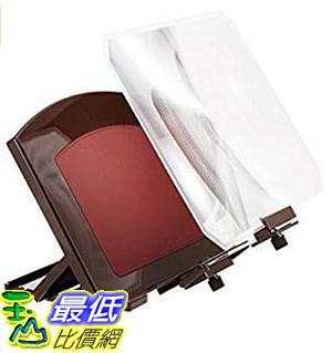 [106 東京直購] TERASAKI DZ-5 1.8倍 閱讀用放大鏡 日本製300mm×250mm Stand Magnifier