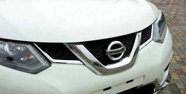 【車王小舖】日產 Nissan 2015 新款 X-Trail中網飾條 X-Trai水箱飾條 X-Trail水箱罩飾條