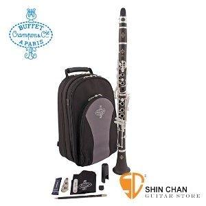 BUFFET(法國廠製) E-11 黑檀木管身-Bb黑管/豎笛/單簧管-音樂系熱門指定款 E11