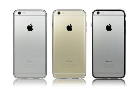 【漢博商城】POWER SUPPORT iPhone 6 / 6S Plus 專用 Arc Bumper 保護邊框(整新品)※ 贈高品質前後保護膜