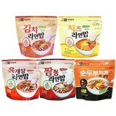 韓國 Doori Doori 泡麵+泡飯(1袋入) 款式可選 【小三美日】