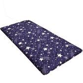 寢室床墊學生宿舍單人床褥90CM1.2M1米褥子可折疊加厚地鋪睡墊被 baby嚴選