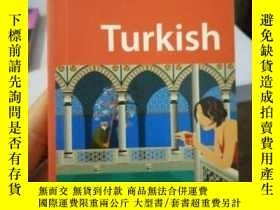 二手書博民逛書店Lonely罕見Planet Turkish Phraseboo