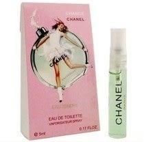 chanel chance 噴式 試管小樣品香水 5ML