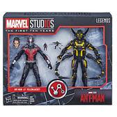 MARVEL超級英雄漫威電影工作室10週年09 LEGENDS 傳奇黑標6吋 蟻人 黃蜂戰甲 玩具e哥