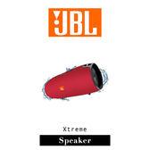 【G2 STORE】JBL Xtreme 震撼級 無線 攜帶式 藍芽喇叭 防潑水 10000mah 行動電源功能-紅色