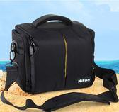 限定款攝影背包 單反攝影包D7100D7200D750D7500D3400D5300D5600黑色相機包jj