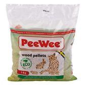 PeeWee 必威 強效松木砂/貓砂 3kg X 1包