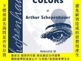 二手書博民逛書店On罕見Vision And Colors By Arthur Schopenhauer-論叔本華的視覺與色彩