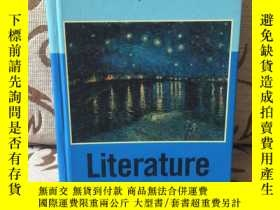 二手書博民逛書店Literature罕見an introduction to f