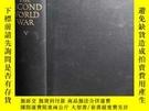二手書博民逛書店1952年罕見THE SECOND WORLD WAR 《二戰史》 含彩色地圖Y411026 WINSTON