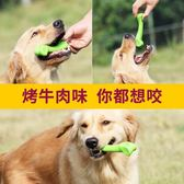 狗狗玩具磨牙棒耐咬小狗幼犬泰迪邊牧金毛大型犬咬膠骨頭寵物用品WZ3536【極致男人】