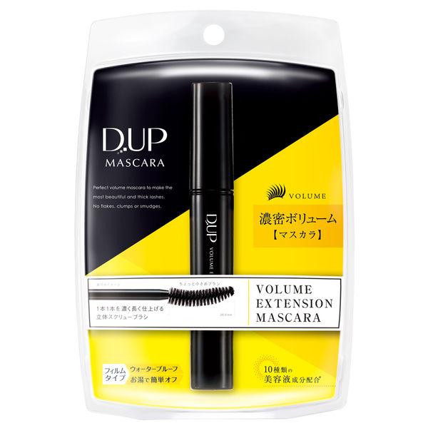 【D-up】3D設計持久捲翹睫毛膏(濃密)