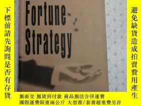 二手書博民逛書店16開英文原版罕見fortune strategy Portfolio management for the ne